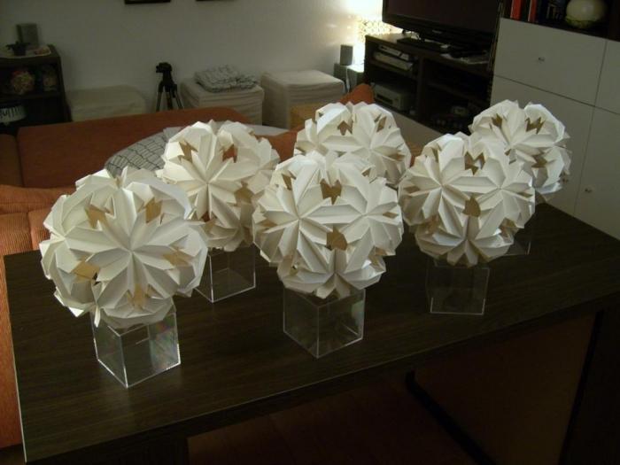 Anya Midori - www.faltsucht.de - Diese gefalteten ''Preise'' waren als Dankeschön für die Vortragenden gedacht.