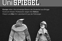 Anya Midori - www.faltsucht.de - UniSPIEGEL (Heft 05/2011)